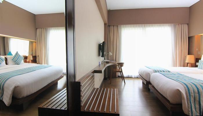 Grand Ixora Kuta Resort Bali - Kamar