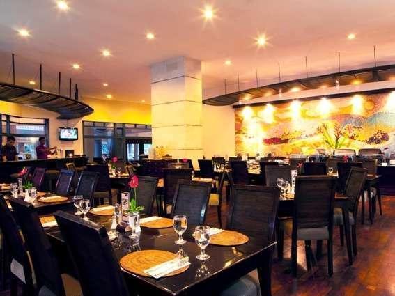 Grand Tropic Jakarta - Restoran 2