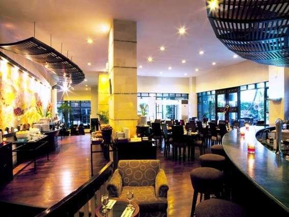 Grand Tropic Jakarta - Restoran 1