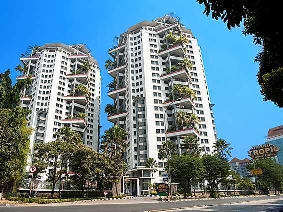 Grand Tropic Jakarta - Grand Tropic Suites Hotel Jakarta