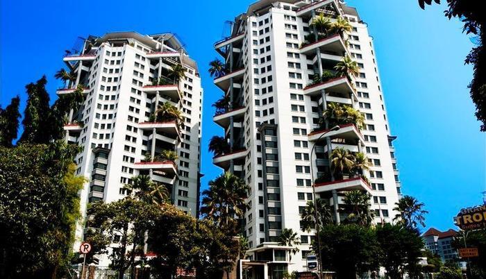 Grand Tropic Jakarta - Hotel