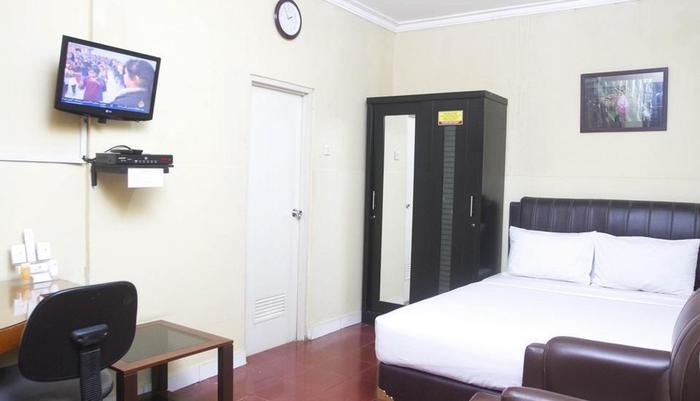 House of Arsonia Flamboyant Jakarta - Kamar tamu