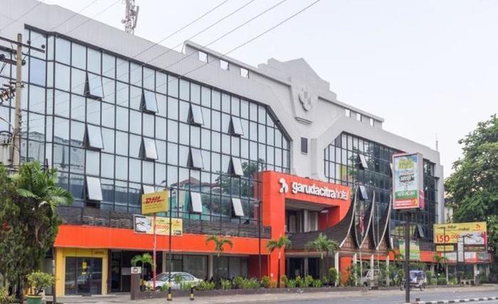 Garuda Citra Hotel - Gedung Hotel