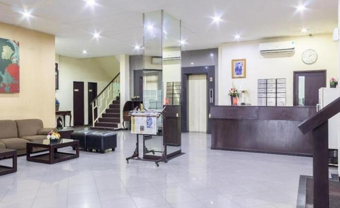 Garuda Citra Hotel - Lobby