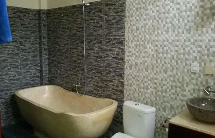 Alami Resort & Restaurant Bali - Kamar mandi