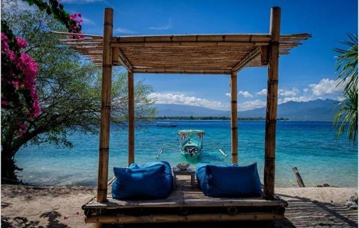 Karma Reef Lombok - pemandangan