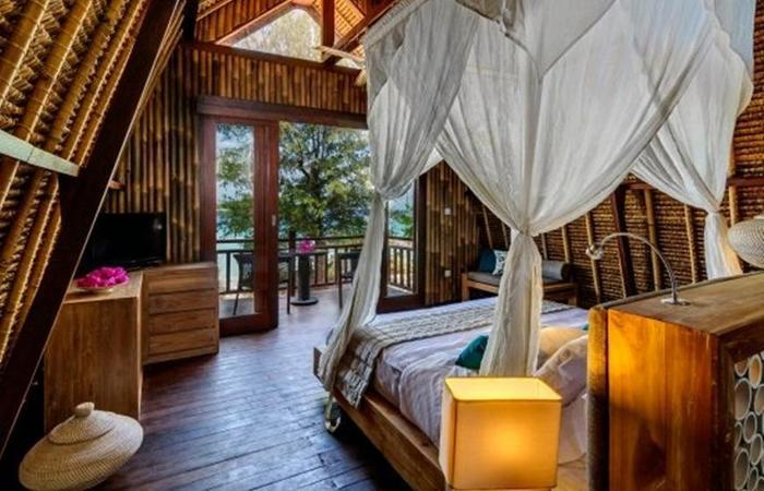 Karma Reef Lombok - Kamar tidur