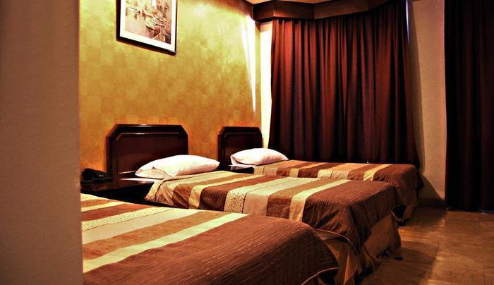 Hotel Atlantic Jakarta - Kamar Keluarga