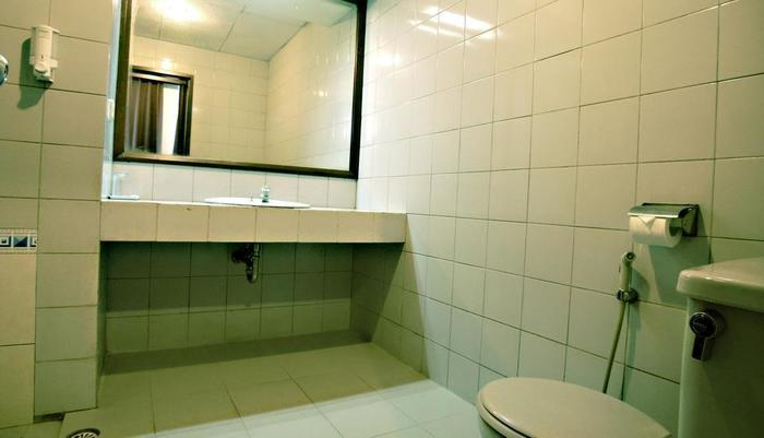 Hotel Atlantic Jakarta - Kamar mandi