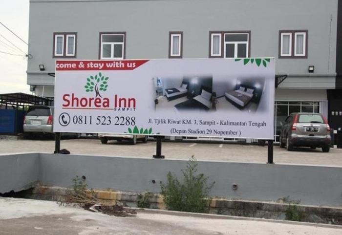 Shorea Inn Sampit - Eksterior