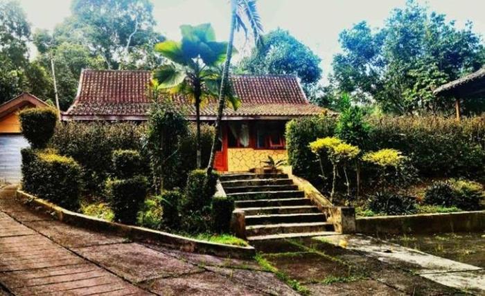 Joglo Mbah Guru Semarang - Eksterior