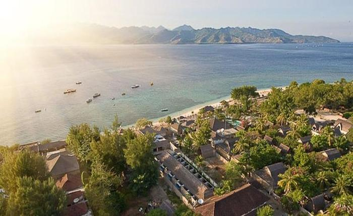 Scallywags Resort Gili Trawangan - Eksterior