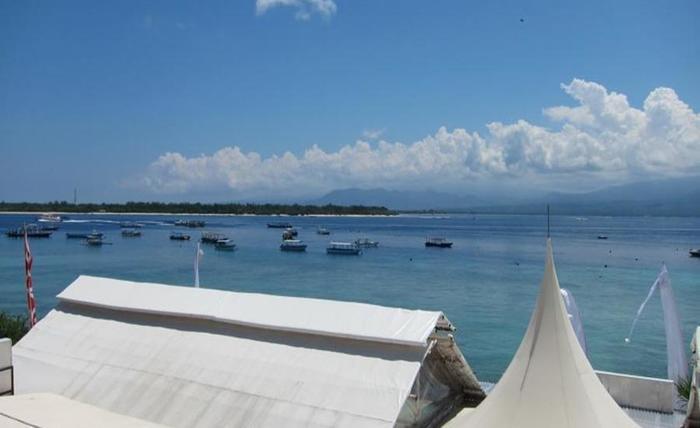 Scallywags Resorts Lombok - Eksterior