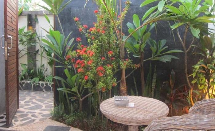 Scallywags Resorts Lombok - Kamar mandi