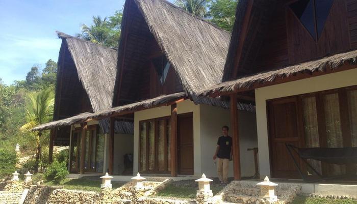 Eunike Surf Cottage Pangandaran - eksterior