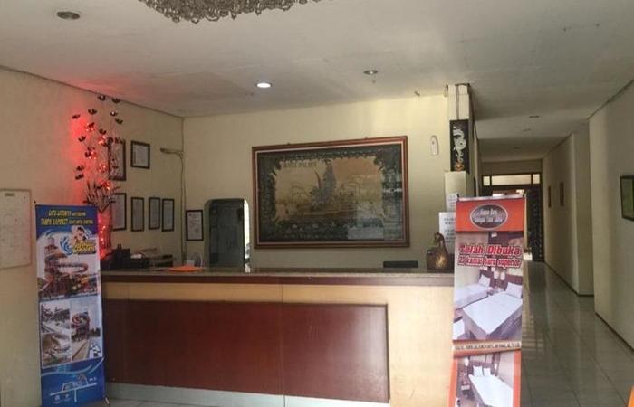 Palapa Hotel Purwokerto - Lobi