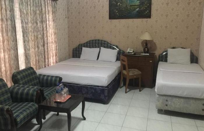 Palapa Hotel Purwokerto - Family Room (3 Person)