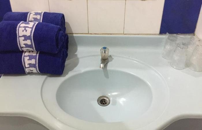 Palapa Hotel Purwokerto - Kamar mandi