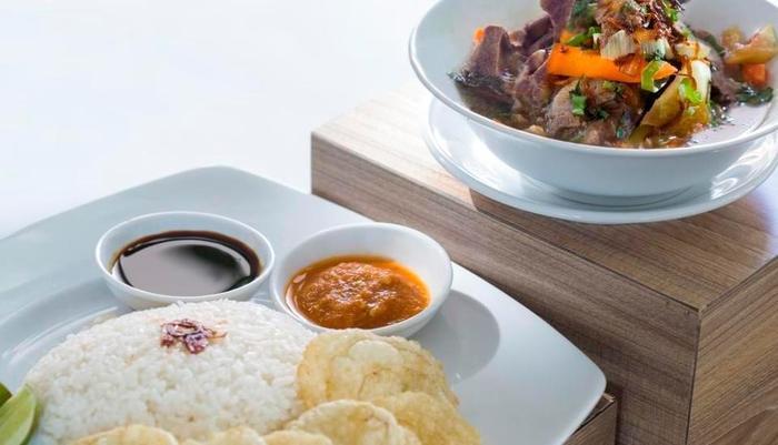 Amaris Hotel Malioboro Jogja Yogyakarta - Menu