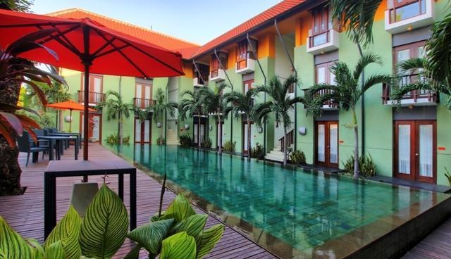 HARRIS Hotel Tuban - Harris Pool