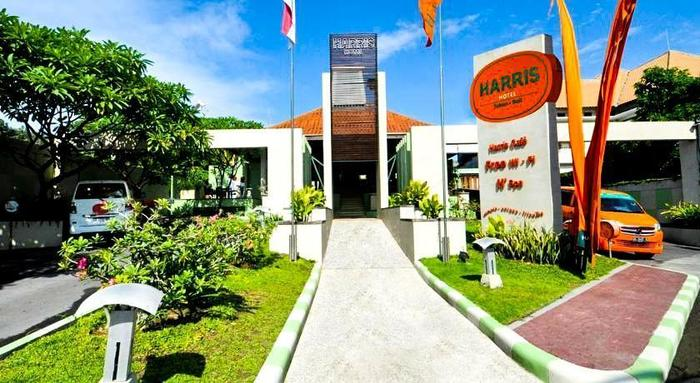 HARRIS Hotel Tuban - (Re-03/Dec/2013)