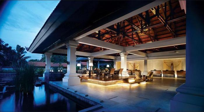 Grand Hyatt Bali - Property Grounds