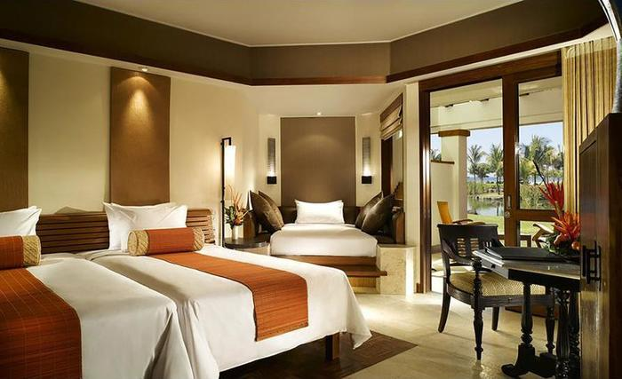 Grand Hyatt Bali - Lobby