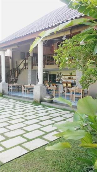 Luwak Ubud Villas Bali - Restaurant