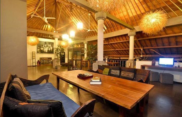 Luwak Ubud Villas Bali - Hotel Interior