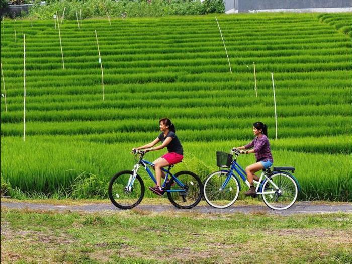 The Santai Bali - Bicycling