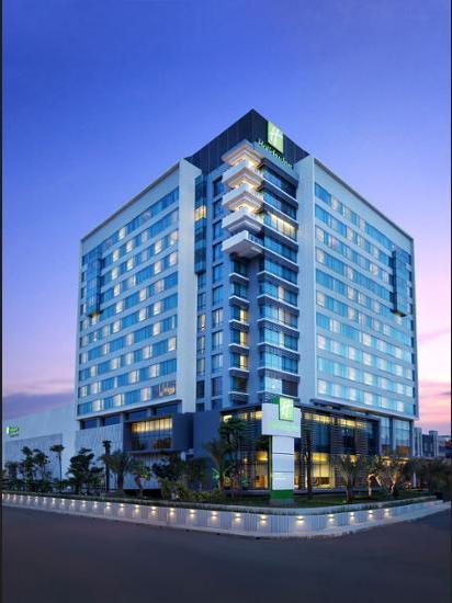 Holiday Inn Kemayoran Jakarta - Gym