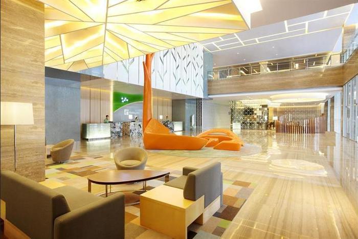 Holiday Inn Kemayoran Jakarta - Reception