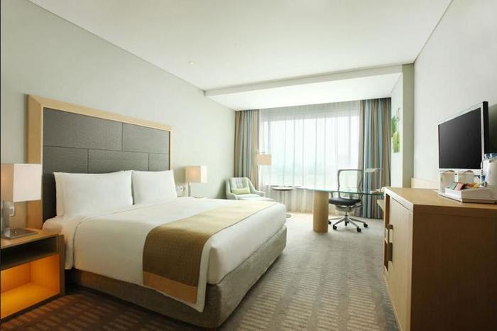 Holiday Inn Kemayoran Jakarta - Dining