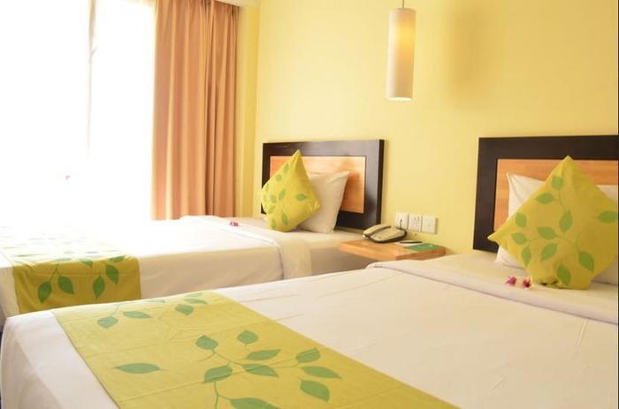 New Kuta Hotel Bali - Terrace/Patio