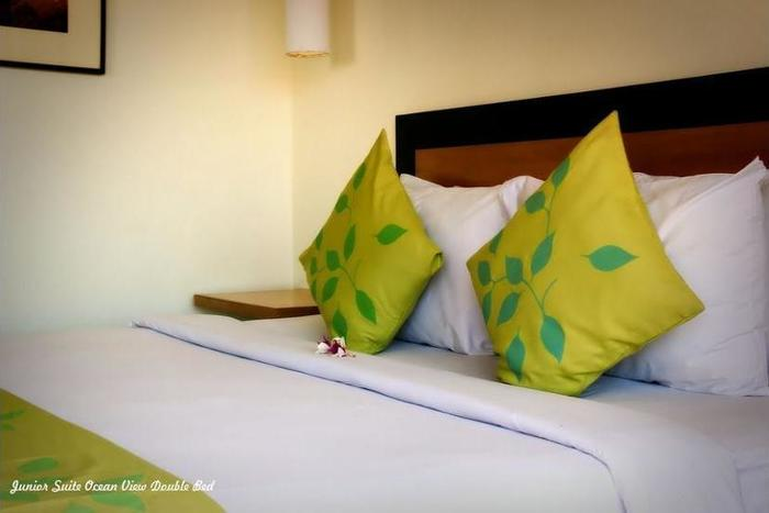 New Kuta Hotel Bali - Courtyard