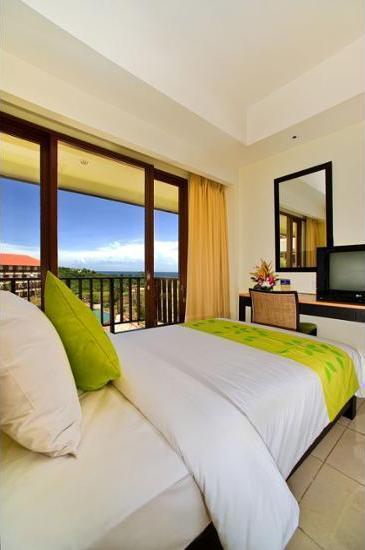 New Kuta Hotel Bali - Living Room
