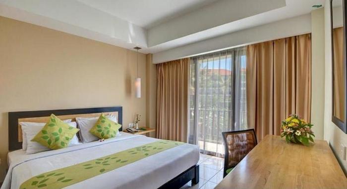 New Kuta Hotel Bali - Property Grounds