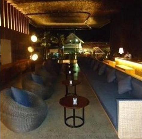 U Paasha Seminyak - Lobby Sitting Area