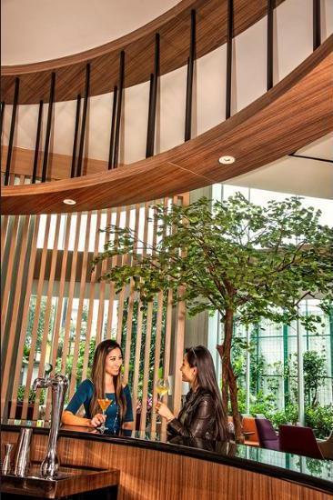 Crowne Plaza Bandung - Hotel Lounge