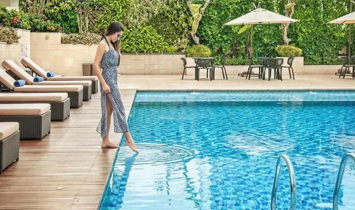 Crowne Plaza Bandung - Outdoor Pool