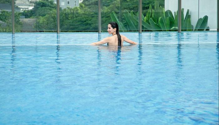 Crowne Plaza Bandung - Pool