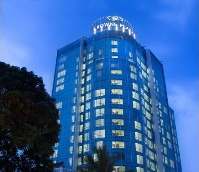 Crowne Plaza Bandung - Featured Image