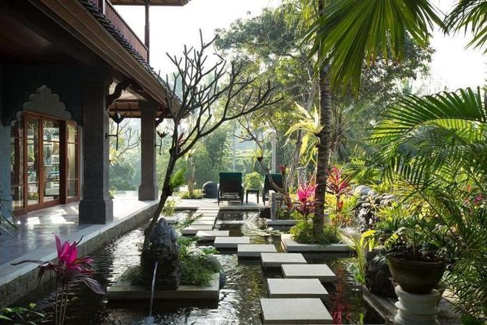 Dwaraka The Royal Villas Bali - Guestroom