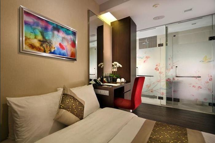 Nama Hotel Clover 5 HongKong Street Alamat Hongkong 059648Singapore Rating Star Murah Bintang 3 Di Singapore