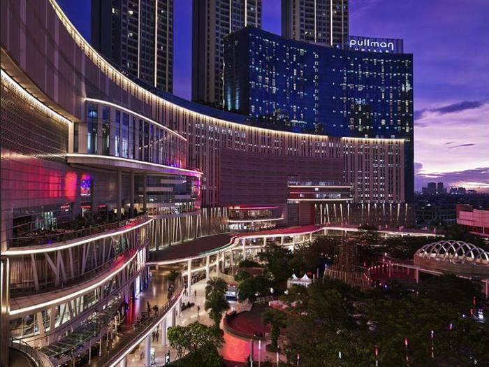 Pullman Jakarta Central Park - Featured Image
