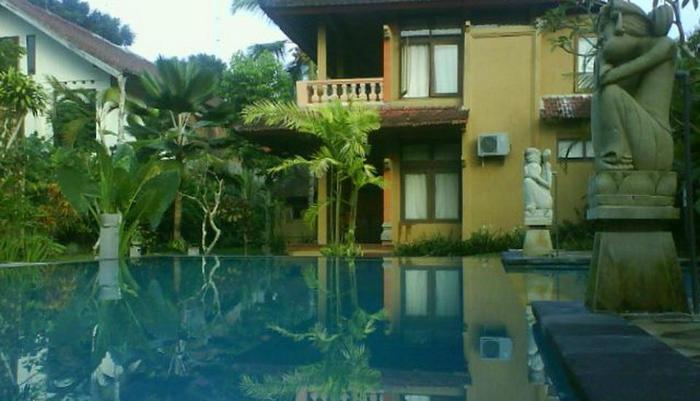 Puri Ulun Carik Bungalows Bali - Pool