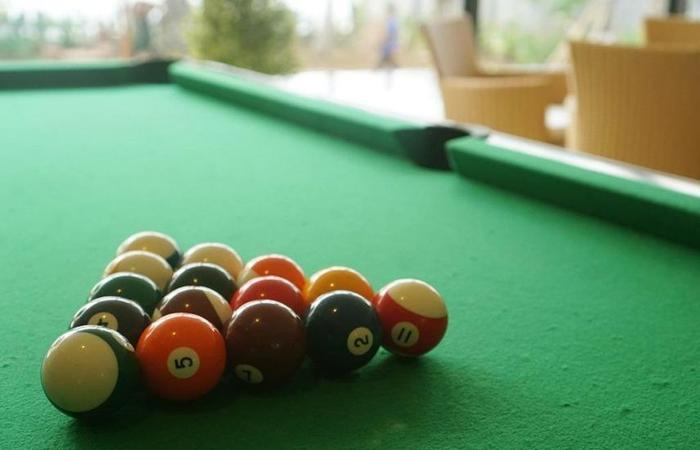 Double G Resort Anyer - Billiard