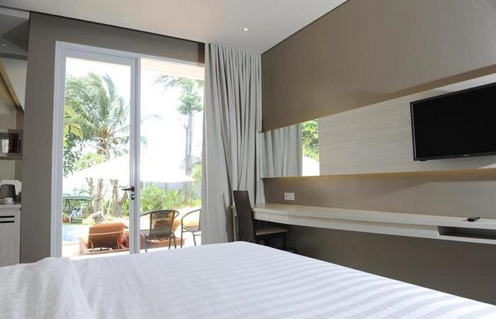 Double G Resort Anyer - Room