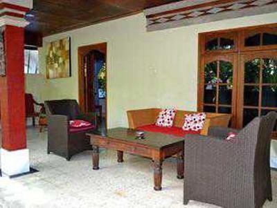 Flamboyan Hotel Bali - Teras
