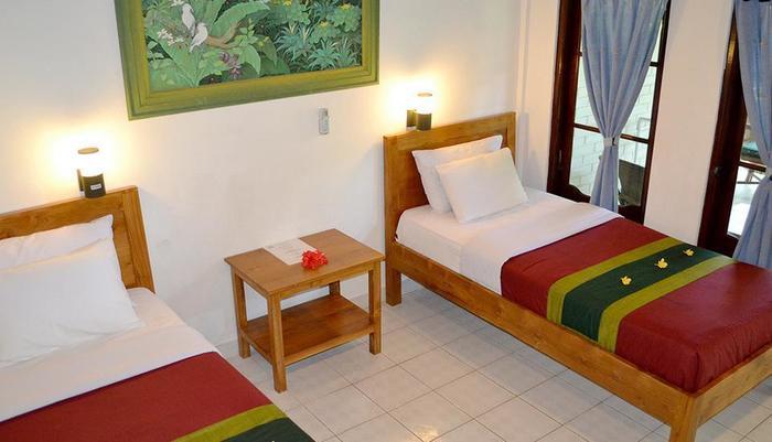 Flamboyan Hotel Bali - Kamar Twin